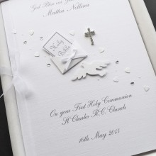 Communion bible in envelope