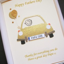 Fathers day car