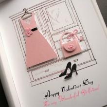 Valentines day womens wardrobe