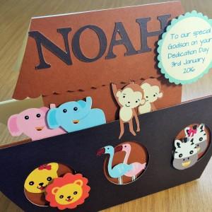 Religious Thanksgiving Dedication Naming Noahs Ark